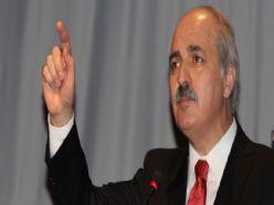 Adalet ve Kalkınma Partisi (Ak Parti) Genel Başkan Yardımcısı Numan Kurtulmuş