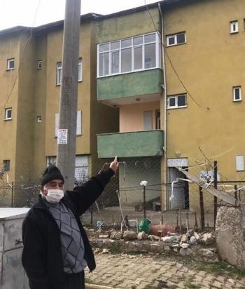 ANTALYA'DA SOBA CİNAYETİ 2 ÖLÜ