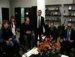 ANTALYA EMNİYET MÜDÜRÜ TONBUL'A ENGELSİZ ZİYARET