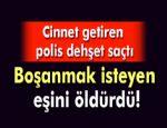 ANTALYA'DA POLİS CİNNETİ