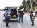 ANTALYA'DA POLİS DENETİMLERİ