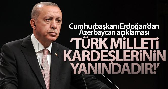 SAVAŞTA ve BARIŞTA AZERBAYCAN'IN YANINDAYIZ