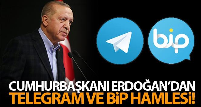 bip ve telegram